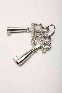 シルバーの鍵