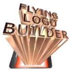 3DCGロゴを1分で作成!Android無料アプリの『フライング ロゴ ビルダー』がおすすめ