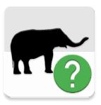 シルエットクイズ(動物編)のアイコン画像