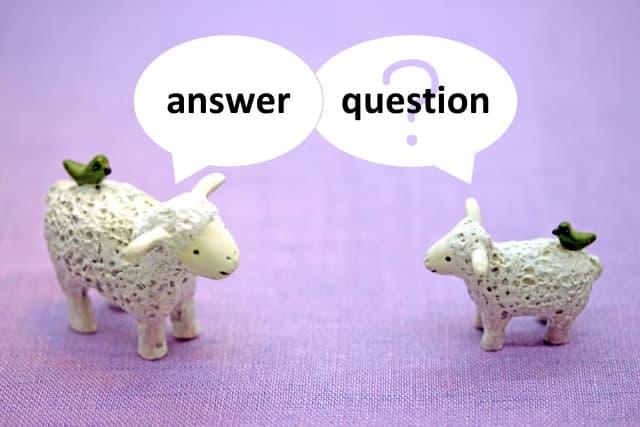 質問と答え